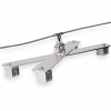 Cross for standing seam roof with NEO anchor