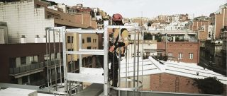 Securope vertical Quickset Barcelona